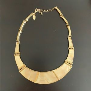 Statement Necklace - Gold - Charming Charlie